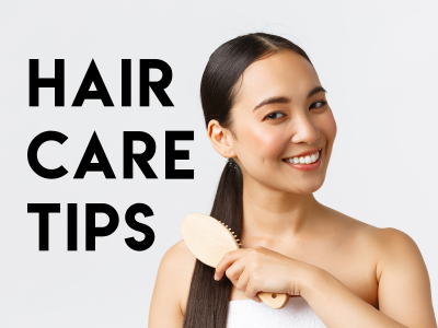 Haircare Tips and Habits 2021